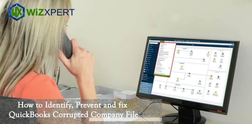 How To Identify, Prevent and Repair QuickBooks Company File (QBW Data File