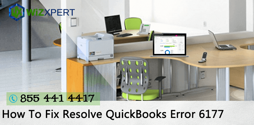 How to fix QuickBooks Error 6177 | Support \u0026 Help @ +1-855 441 4417