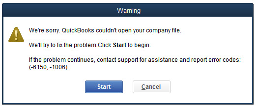 How to fix Quickbooks Error 6150 - Helpline 1855-441-4417