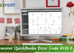 How to recover from QuickBooks Error Code 6129 0?
