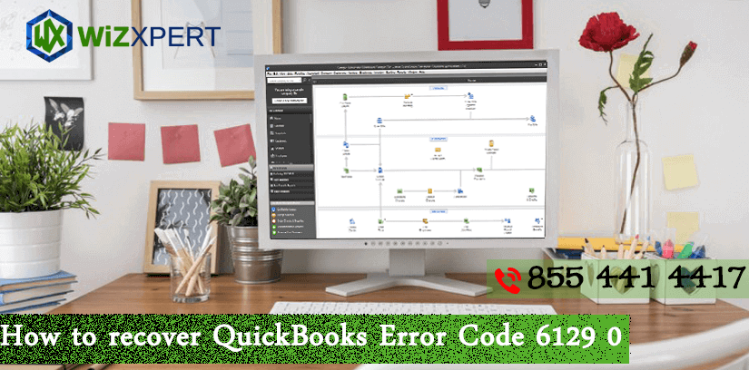 QuickBooks Error Code 6129 0