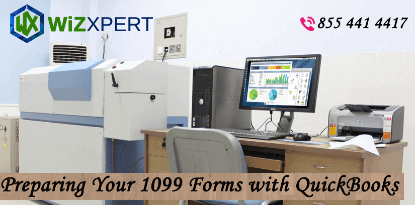 How to Prepare QuickBooks 1099 MISC Forms