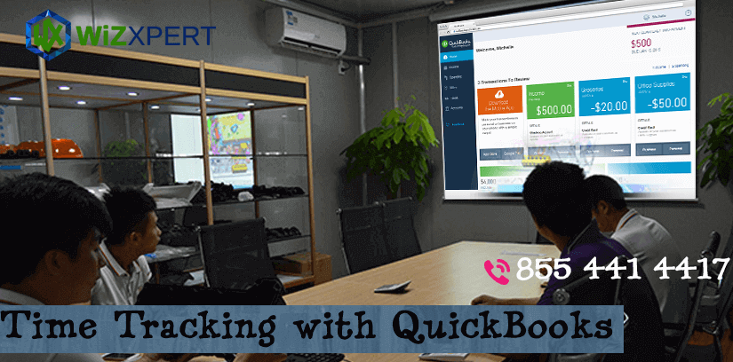 Time Tracking with QuickBooks