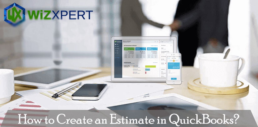 How to Create, Setup & Use Estimate in QuickBooks Online