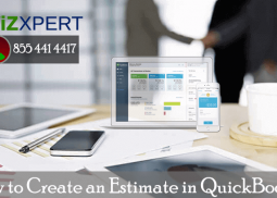 How to Create an Estimate in QuickBooks?