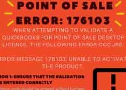 Point of Sale Error 176129