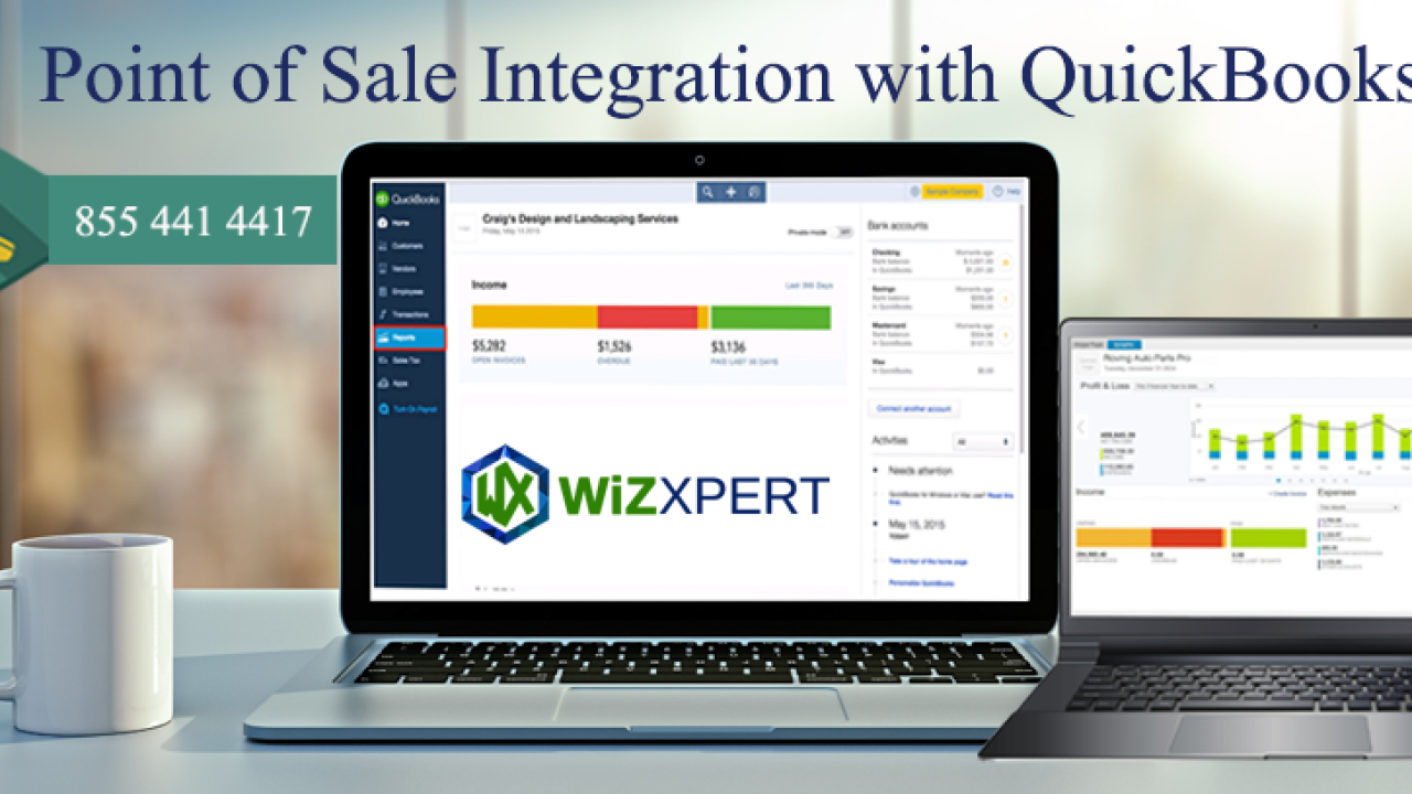Point of Sale Integration with QuickBooks - [Complete Guide]