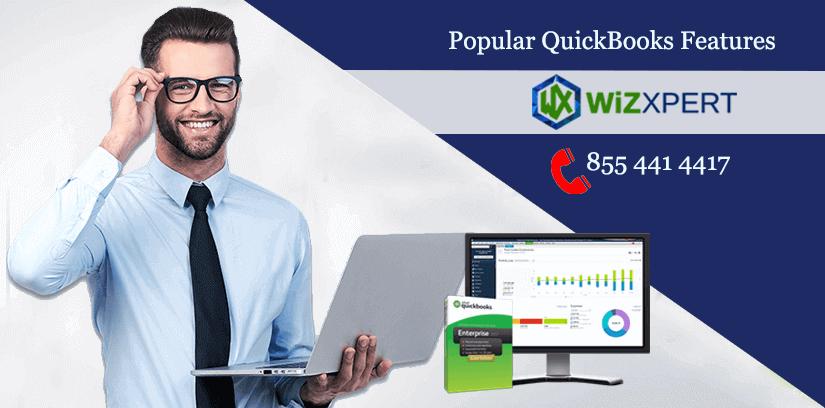 Popular QuickBooks Features