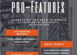 QuickBooks Pro - Accounting Software | Infographics
