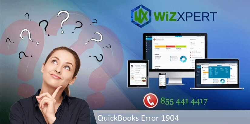 QuickBooks Error 1904 1