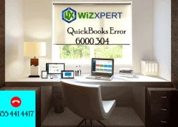 QuickBooks Error 6000 304