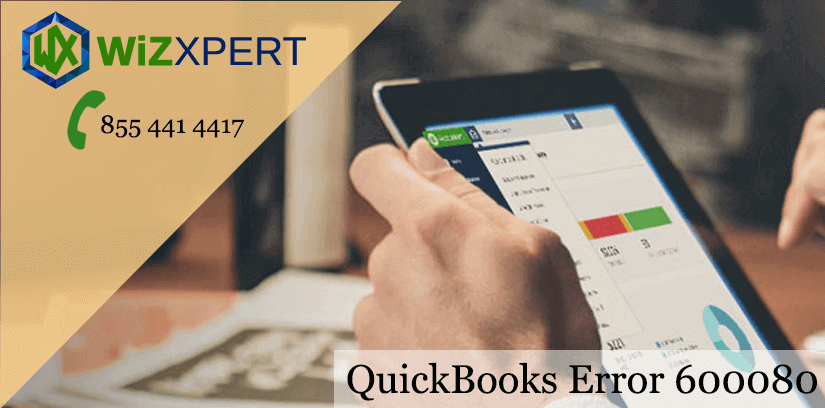 QuickBooks Error 600080