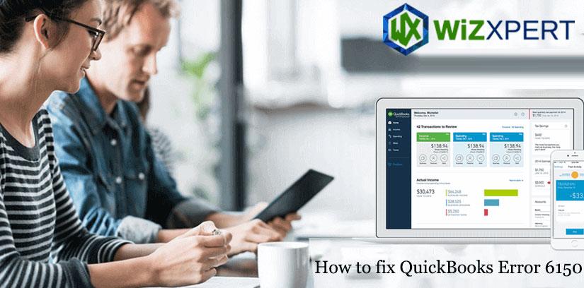 QuickBooks Error Code 6150 & 1006 (Easy Way to Fix)