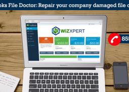QuickBooks File Doctor: Repair Your Company Damaged Dile or Network Issues