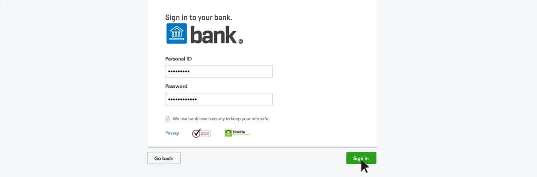 QuickBooks Online Banking Overview