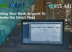 Connecting Your Bank Account To QuickBooks Via Direct Feed