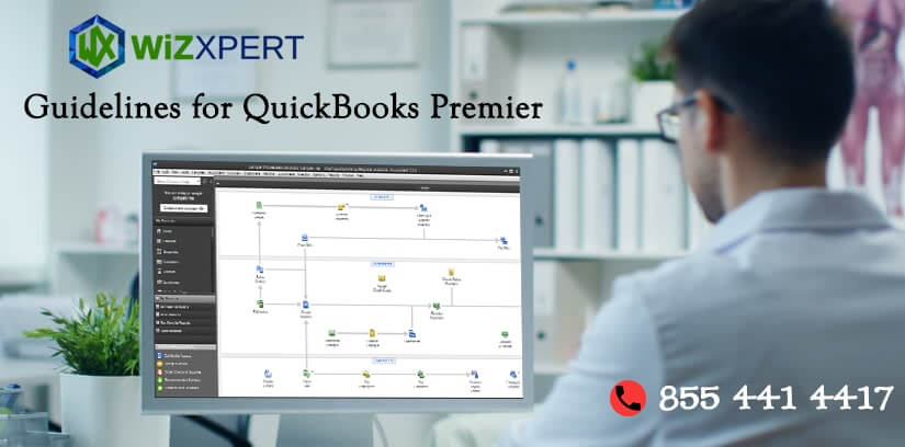Guidelines for QuickBooks Premier