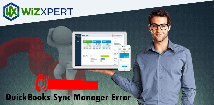 How To Fix Intuit QuickBooks Sync Manager Not Working Error