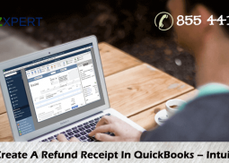 How to Create A Refund Receipt In QuickBooks?