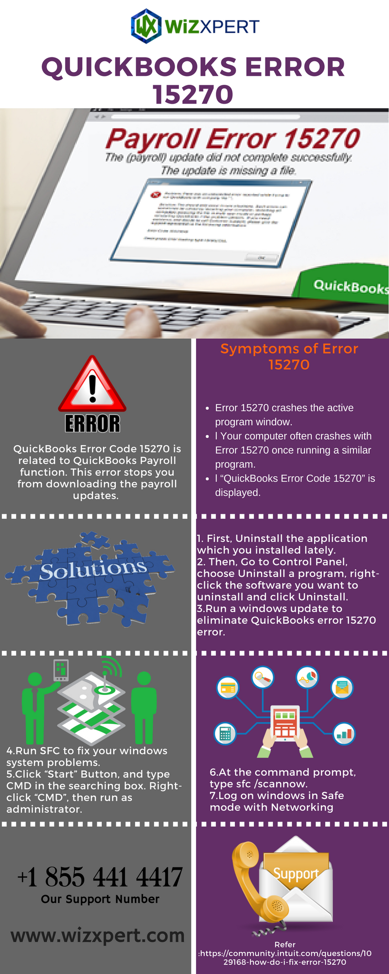 What is QuickBooks Error 15270 (Payroll)? How to fix it?