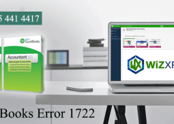 Learn How To Fix QuickBooks Error 1722 (System Error)