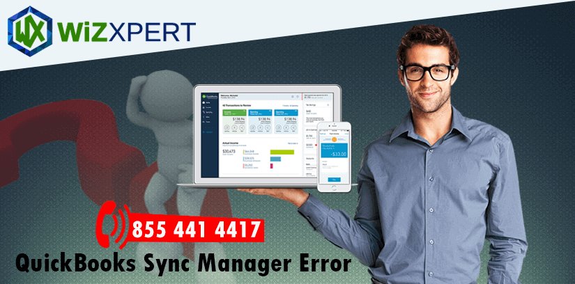 QuickBooks Sync Manager Error