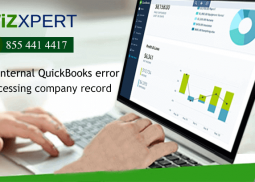 Resolving Internal QuickBooks error While accessing company record