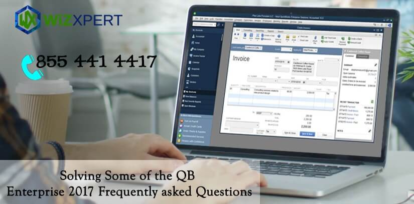 Solving Some of the QB Enterprise 2017 Frequently asked Questions