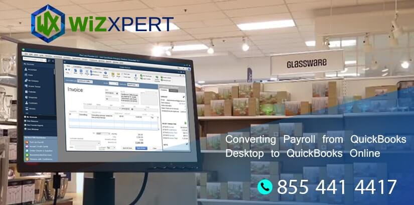 Converting Payroll from QuickBooks Desktop to QuickBooks Online