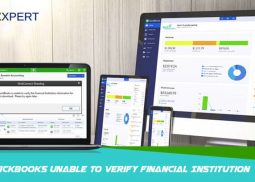 Error: QuickBooks is Unable to Verify the Financial Institution Information for This Download