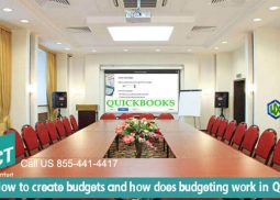 How to Create a Budget in QuickBooks Online?