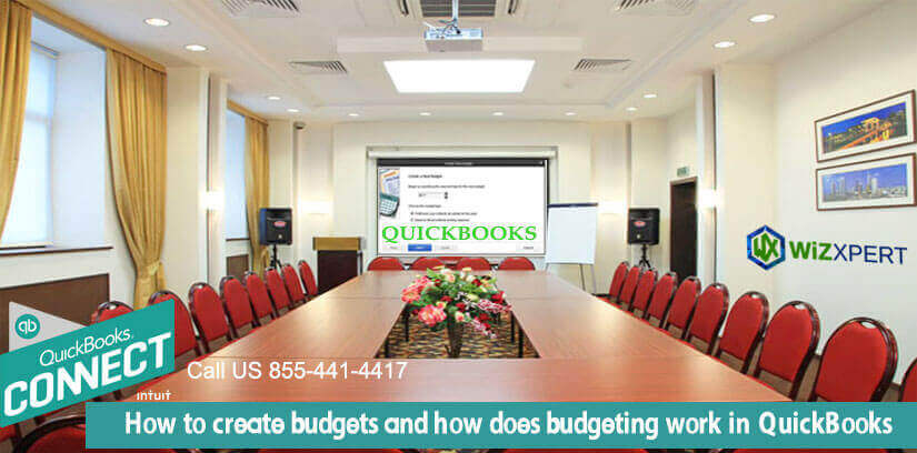 How to create budgets and how does budgeting work in QuickBooks