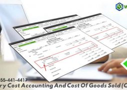 Inventory Cost Accounting And Cost Of Goods Sold (Cogs) vs Sales of Product Income