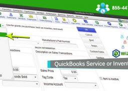 QuickBooks Pro Inventory - How To Create, Add & Change Services Or Product Items?