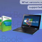 Supported Version Of QuickBooks That Are Compatible With Windows 10