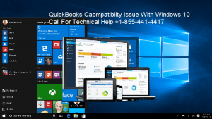 Windows 10 With QuickBooks