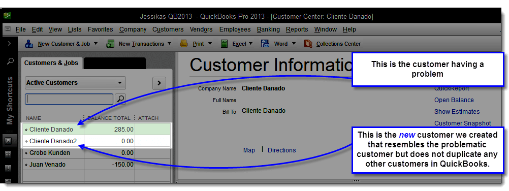 How To Merge QuickBooks Customer To Fix Integration Issue With QuickBooks Payments  1