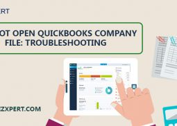 Fix issue: QuickBooks Won't Open Company File [Troubleshooting]