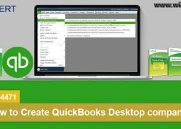 How to Create a QuickBooks Desktop company file?