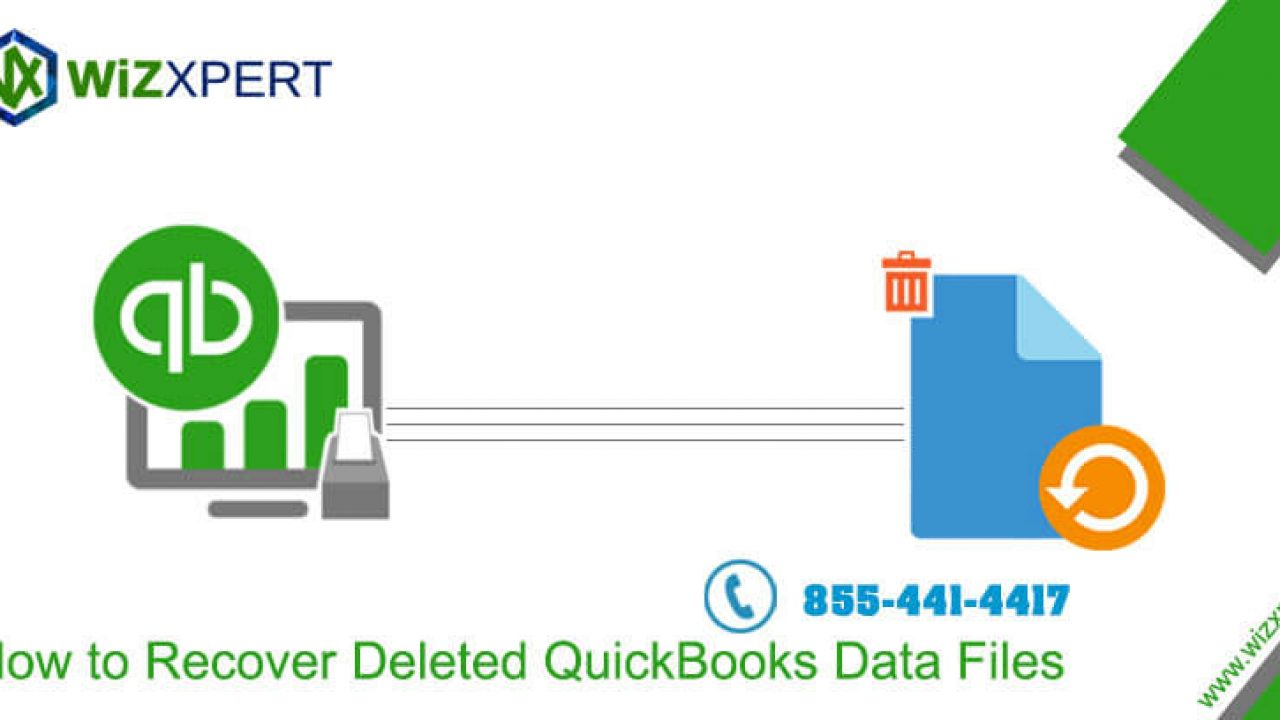 How to Recover Deleted QuickBooks Files: QuickBooks Data