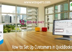 How to Add New Customers in QuickBooks Online?