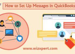 How to Change Customer Message in QuickBooks Desktop?