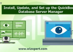 Install, Update, Download and Set up of QuickBooks Database Server Manager 2020