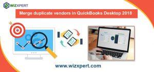 Merge duplicate vendors in QuickBooks Desktop 2018