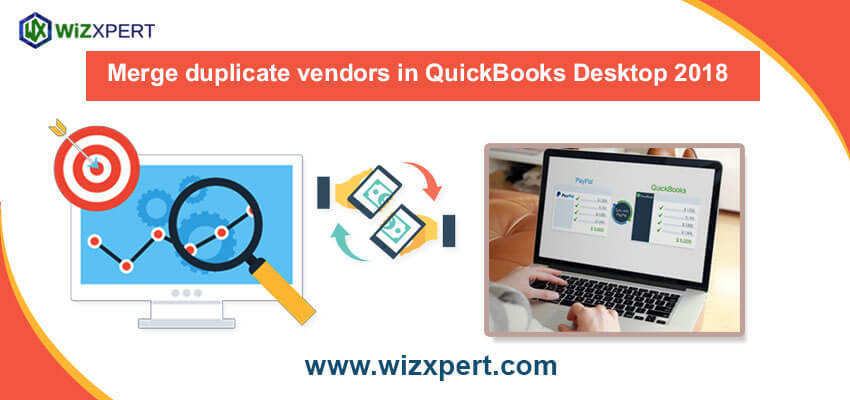 Merge duplicate vendors in QuickBooks Desktop 2018