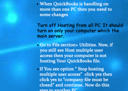 QuickBooks Error 6000,-83 Infographics