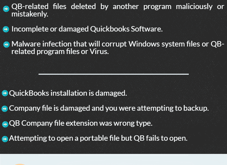 QuickBooks Error 6150 Infographics