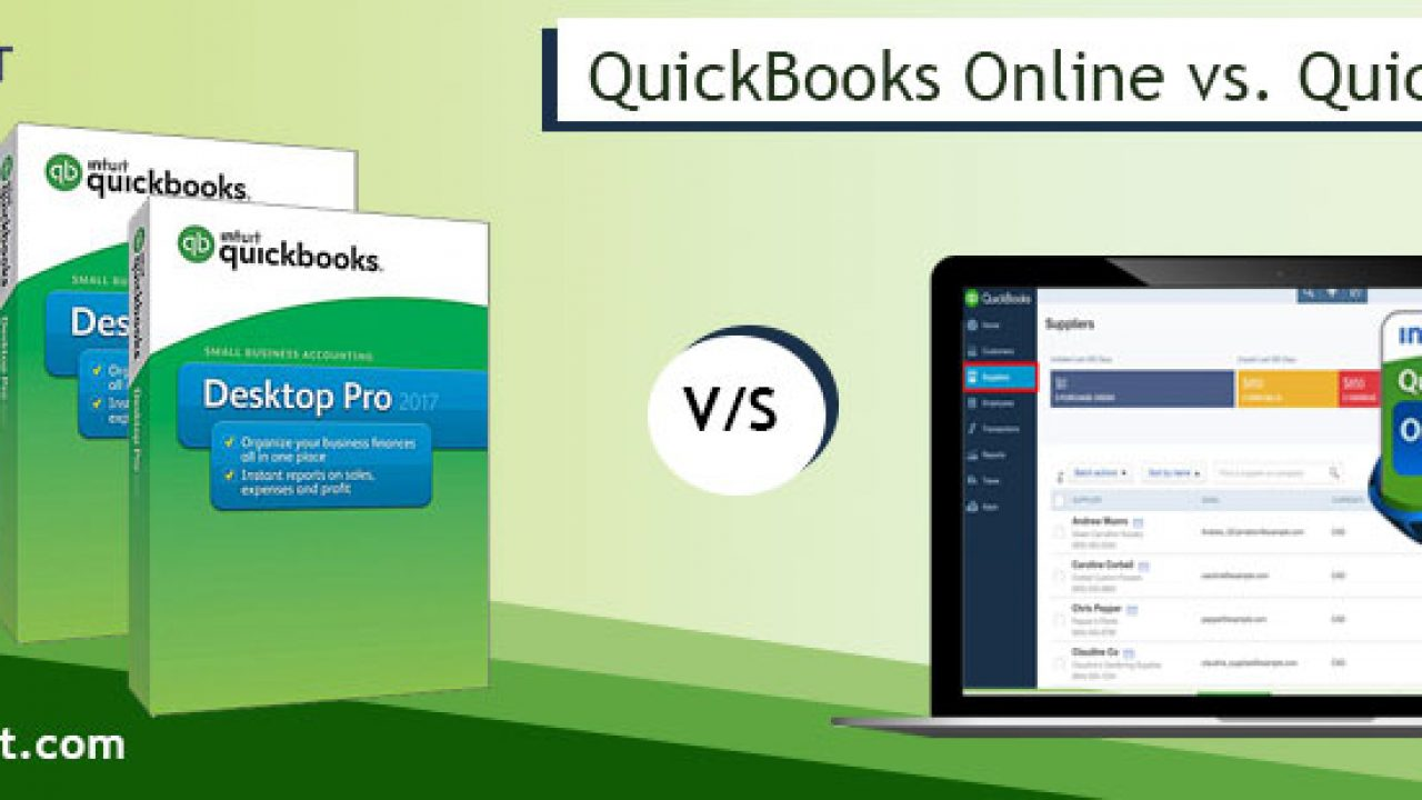 QuickBooks Online vs QuickBooks Desktop Pro: Which One Is Best