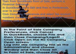 QuickBooks Point of Sale Error 100060 Infographics