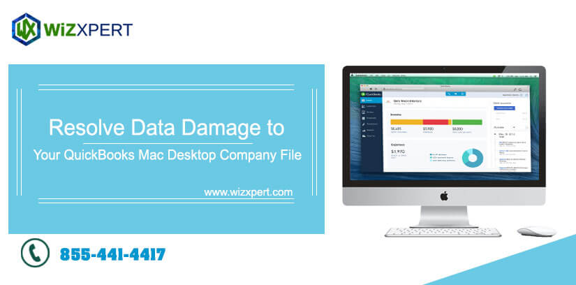 Resolve data damage to your QuickBooks Mac Desktop Company File